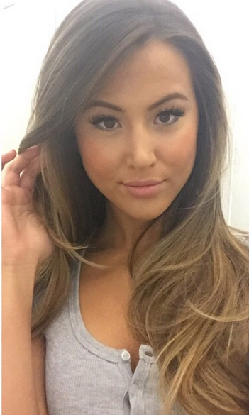 Taijuan Walker's girlfriend Heather Restrepo