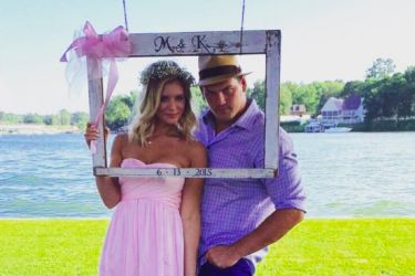 Taylor Lewan's girlfriend Reagan Agee