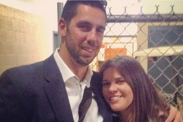 Chris Colabello's girlfriend Ali Connor - Instagram