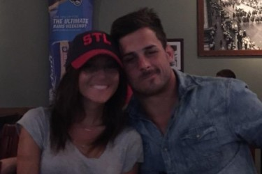 Danny Amendola's girlfriend Kay Adams - patriotsarelife.tumblr.com