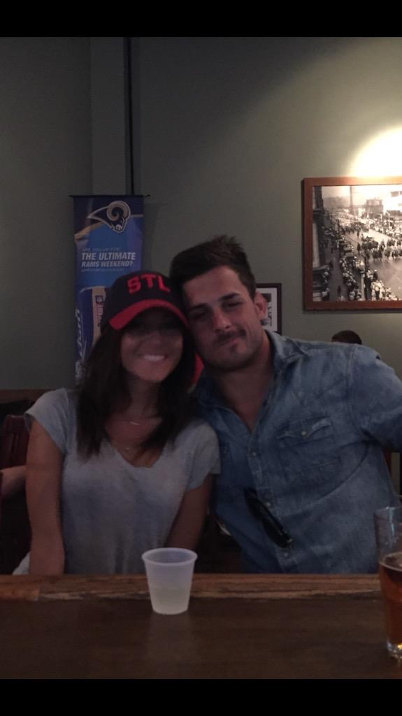 Is Danny Amendola S Girlfriend Kay Adams Playerwives Com