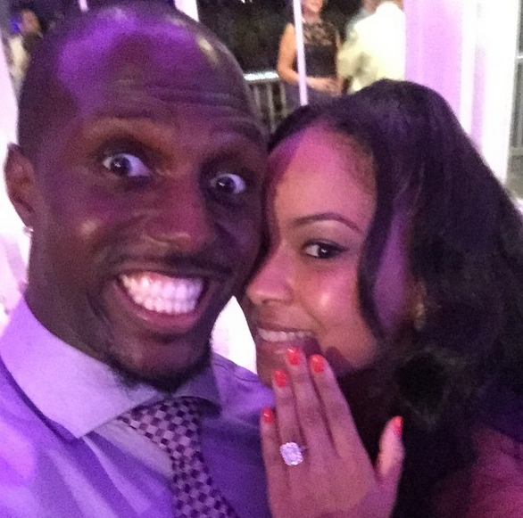 Devin McCourty's wife Michelle McCourty