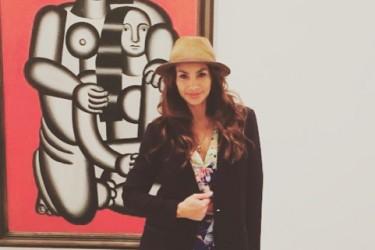 Francisco Cervelli's ex girlfriend Patricia De Leon - Instagram