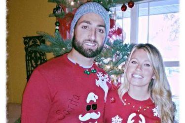 Kevin Pillar's wife Amanda Pillar- Twitter