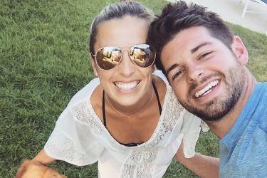 Kevin Plawecki's girlfriend Tayler Francel - Instagram