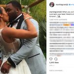 Mark Ingram's wife Chelsea Ingram - Instagram