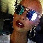 Odell Beckham Jr's girlfriend Amber Rose -Instagram