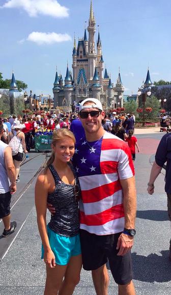 Trevor Knight's girlfriend Rachel Wyatt