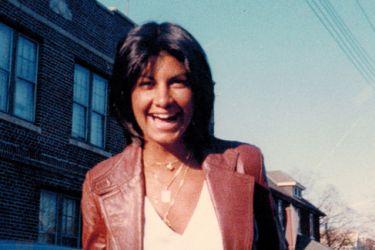 Jimmy Snuka's girlfriend Nancy Argentino