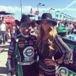 Austin Dillon's girlfriend Whitney Ward -Instagram