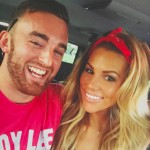 Austin Dillon's girlfriend Whitney Ward- Instagram