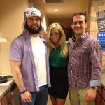 Ben Heeney's girlfriend Taylor Alderson - Twitter