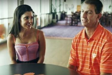 Dabo Swinney's wife Kathleen Swinney - YouTube
