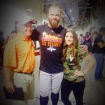 Evan Gattis' girlfriend Kimberly Waters - Instagram