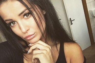Jaromir Jagr's girlfriend Katka Provaznikova- Twitter