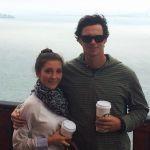 Jeff Locke's girlfriend Celine MacClean - Facebook