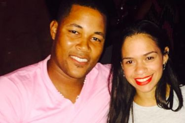 Jeurys Familia's girlfriend Brianca Rivas - Facebook