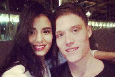 Jonas Jerebko's girlfriend Johanna Lundback- Instagram