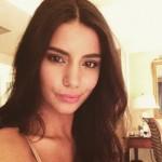 Jonas Jerebko's girlfriend Johanna Lundback-Instagram