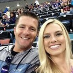 Josh Scobee's wife Melissa Scobee - Twitter