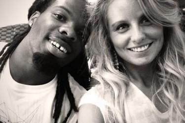 Kevin White's girlfriend Roxy Gbor-Twitter