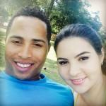 Leonys Martin's wife Yaimira Martin - Instagram