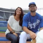 Luke Hochevar's wife Ashley Hochevar - YouTube