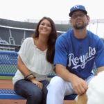 Luke Hochevar's wife Ashley Hochevar - YouTube