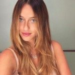 Omri Casspi's girlfriend Shani Ruderman -Instagram
