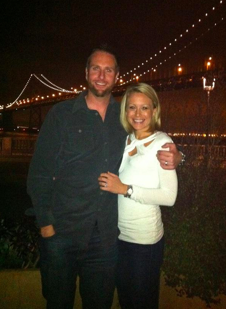 Scott Feldman's wife Kelli Feldman