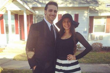 Sean Rodriguez's wife Giselle Rodriguez- Instagram