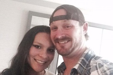 Travis Wood's wife Brittany Wood - Twitter