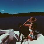 Will Grier's girlfriend Jeanne O'Neil -Instagram