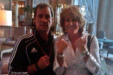Flip Saunders wife Debbie Saunders