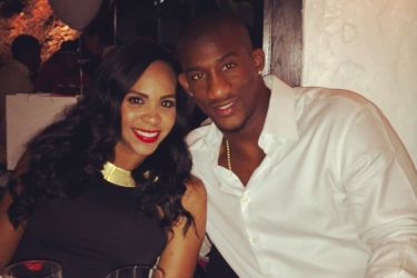 Antrel Rolle's girlfriend Valene-Instagram