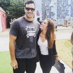 Connor Barwin's girlfriend Laura Buscher - Instagram