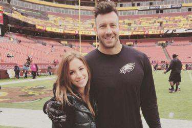 Connor Barwin's girlfriend Laura Buscher- Instagram
