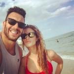 Connor Barwin's girlfriend Laura Buscher-Instagram
