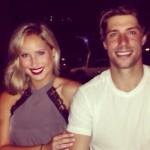 Craig Smith's girlfriend Aleah Heinlein- Twitter