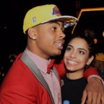 D'Angelo Russell's girlfriend Sasha Mandros - Instagram
