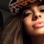 D'Angelo Russell's girlfriend Sasha Mandros -Instagram