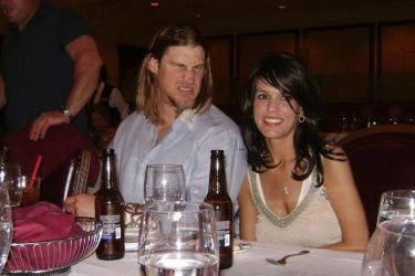 Dan Campbell's wife Holly Campbell - Photobucket