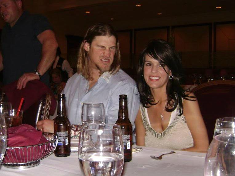 Dan Campbell's wife Holly Campbell