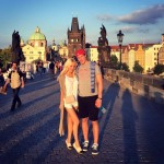 Dmitrij Jaskin's girlfriend Nadiya Volskaya - Facebook