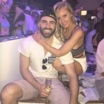 Eric Nystrom's girlfriend Chelsea Nicole -Instagram