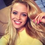Evander Kane's girlfriend Mara Teigen- Instagram