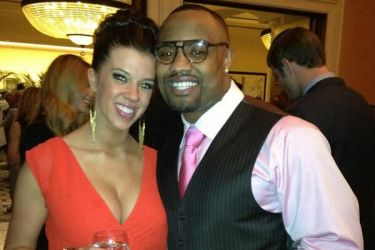 Everson Griffen's wife Tiffany Brandt - twtter