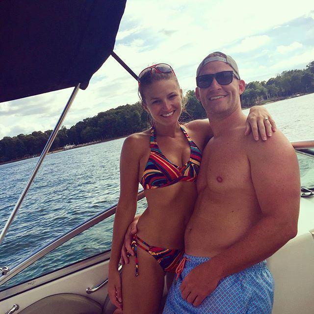 Kevin Huber's girlfriend Mindi Naticchioni