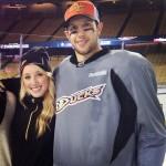 Nick Bonino's wife Lauren Bonino- Twitter