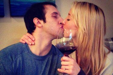 Nick Bonino's wife Lauren Bonino-Twitter